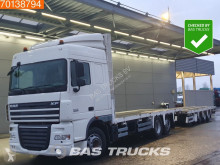 Camion remorque DAF XF105 plateau occasion
