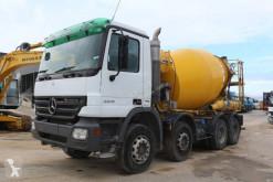 Camião Mercedes Actros 3241 betão betoneira / Misturador usado