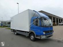 Teherautó Mercedes Atego 1218 használt furgon