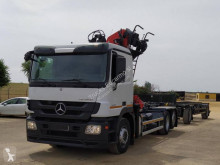 Mercedes Actros 2532 truck used hook arm system