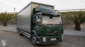 Teherautó Volvo FL 240 használt függönyponyvaroló