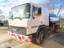 Nissan M 110.150 truck used oil/fuel tanker