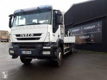 Iveco Trakker 360 truck used standard flatbed