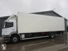 Mercedes Axor 1828 truck used plywood box