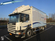 Scania P truck used mono temperature refrigerated