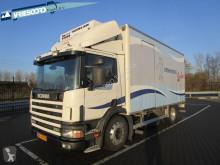 Vrachtwagen koelwagen mono temperatuur Scania P