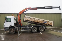 Mercedes Actros 2632 truck used flatbed