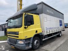 Camion DAF CF75 rideaux coulissants (plsc) occasion