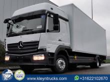 Camión Mercedes Atego 1227 furgón usado