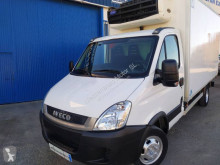 Iveco Daily 35C13 truck used mono temperature refrigerated