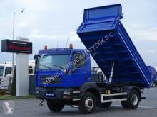 Vrachtwagen MAN TGM 18.280 / 4X4 / 3 SIDED TIPPER / MANUAL / tweedehands driezijdige kipper