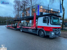 Mercedes Actros 1841 trailer truck used car carrier