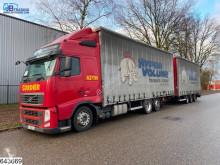 Kamion s návěsem posuvné závěsy Volvo FH13 460