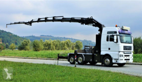 Camion plateau MAN TGA 26.480 Sattelzugmaschine+KRAN/FUNK!