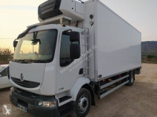Renault multi temperature refrigerated truck Midlum 220.14 C