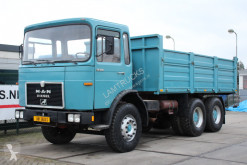 MAN 26.280 truck used tipper