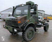 Unimog alváz teherautó U 1300 L 435 4X4 2t KLIMA *-OLDTIMER-* AHK