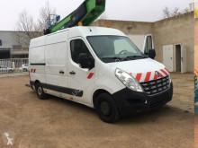 Camión caja abierta Renault Master 125.35 13.60m Platform Time france ET38LF
