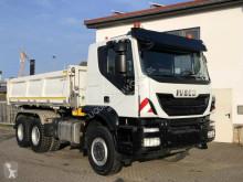 Camión Iveco AT260T50 6x4 Dumper truck (Mercedes-Volvo) volquete usado