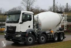 Teherautó MAN TGS 32.430 8x4 / Euromix MTP EM 9m³ R TG 3 NEU használt betonkeverő beton