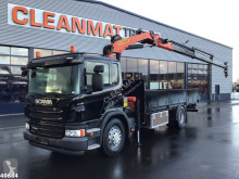 Scania flatbed truck P 280