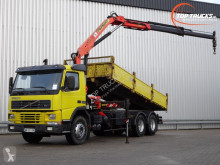 Volvo flatbed truck FM7