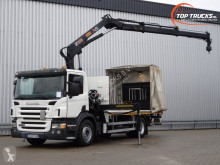 Scania flatbed truck P 270