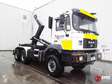 MAN container truck FE 410