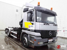 Mercedes Actros 2543 truck used container