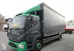 Mercedes Atego 1218 L 4x2 1218 L 4x2 mit LBW BÄR truck used flatbed