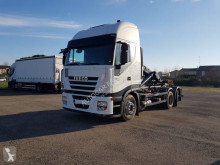 Iveco Stralis AS 260 S 42 truck used hook arm system
