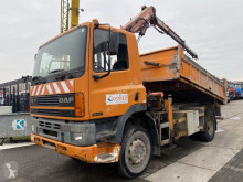 DAF 240 truck used tipper