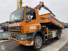 DAF 240 truck used flatbed