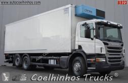 Kamión chladiarenské vozidlo Scania P 360