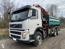 Volvo two-way side tipper truck FM 410