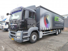 Camion rideaux coulissants (plsc) MAN TGS 26.360