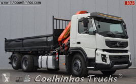 Volvo FMX 460 truck used tipper