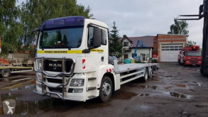 Ciężarówka pomoc drogowa-laweta MAN
