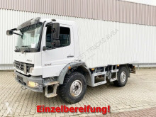Mercedes Atego 1018 AK 4x4 1018 AK 4x4, NUR 27.000KM truck used chassis