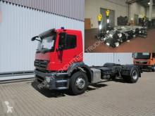 Camion polybenne Mercedes Axor 1824 L 4x2 1824 L 4x2 EX-Feuerwehr-Tankfahrzeug