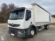 Renault ponyvával felszerelt plató teherautó Premium 320 DXI