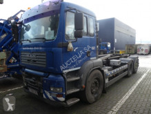 Camion porte containers MAN HS 26 FNLC