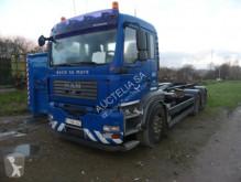 Vrachtwagen containersysteem MAN TGA