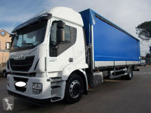 Camion savoyarde Iveco Stralis 190S46 CENTINATO 9.60 EURO 6 2015
