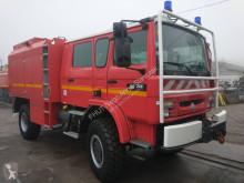 Camion Renault M210 4x4 2001 *18.000km*NEW !! ROSENBAUER WINCH pompiers occasion