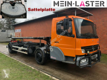 Mercedes chassis truck Wiesel-Mafi-Wechsel-Kamag-Rang