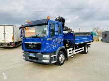 Camion benne MAN TGM 15.250 TGL , TGS , TGX KIPER + KRAN