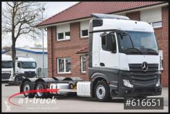Kamión valník s bočnicami a plachtou Mercedes 2542 Actros, Jumbo, Retarder Safety 7,82