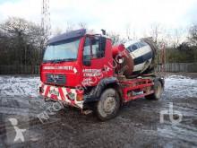 Vrachtwagen beton molen / Mixer MAN 18.225