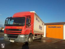 DAF tautliner truck CF75 360